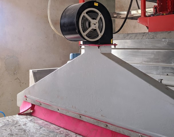 Line Polishing Machine - LPM Blower