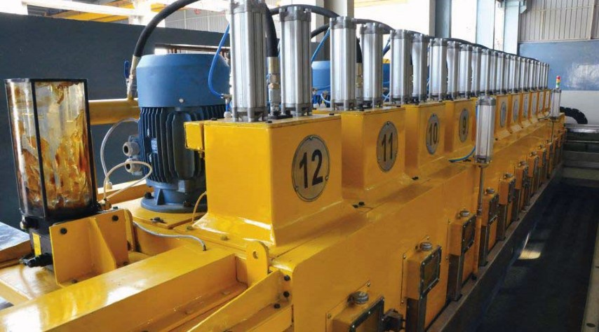 Line Polishing Machine - LPM Bridge